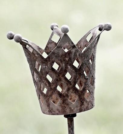 Krone welche das beste Feldbett symbolisiert