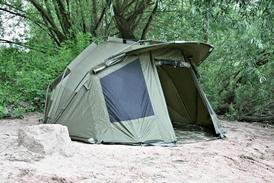 Zelt für Feldbett von CampFeuer
